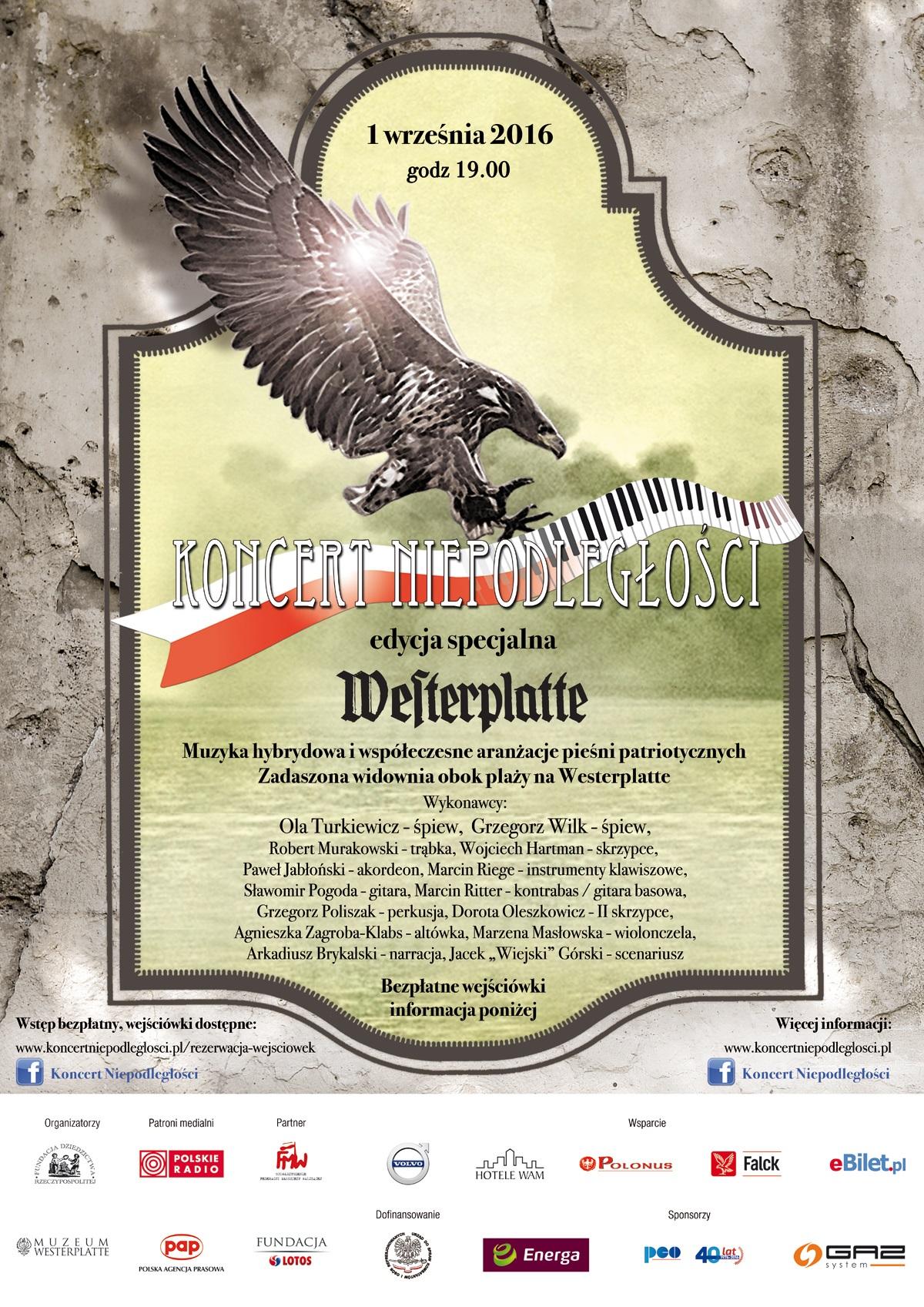 Plakat KN2016 Westerplatte
