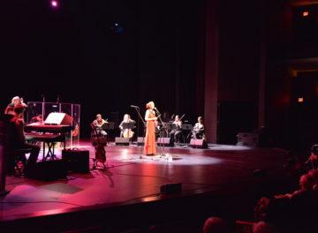"""Ola Turkiewicz. Koncert Niepodleglości """"Poland"""". Rose Theatre, Brampton, Kanada 16.09 2016. Fot. Cezary Bernolak"""