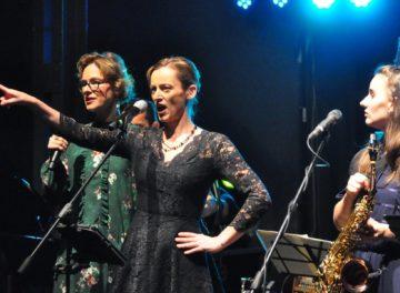 IX KN - Aleksandra Justa, Ola Turkiewicz, Kasia Jankowska