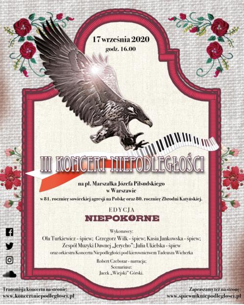 III-koncert-niepodleglosci-pl-pilsudskiego