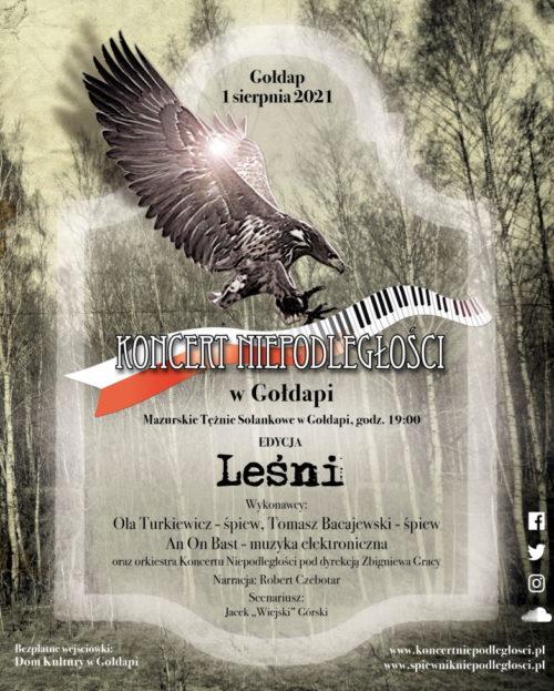 KN 2021 Lesni Goldap - koncerty