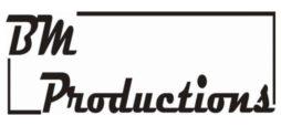 BM Productions logotyp